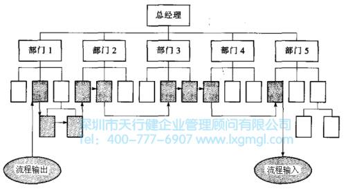 六西格玛管理的过程与职能