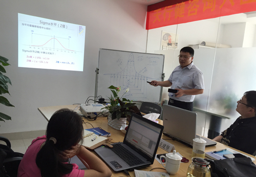 天行健咨询《六西格玛绿带经典培训》在深圳圆满结束