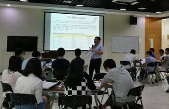 康拓普信息技术公司经典六西格玛课程培训圆满结束