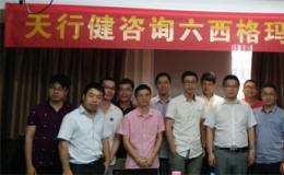 贺170624-28期《六西格玛绿带培训》在深圳圆满落幕