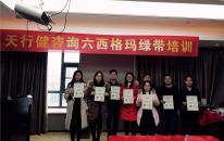贺180127-31期《六西格玛绿带培训》在深圳完美实施