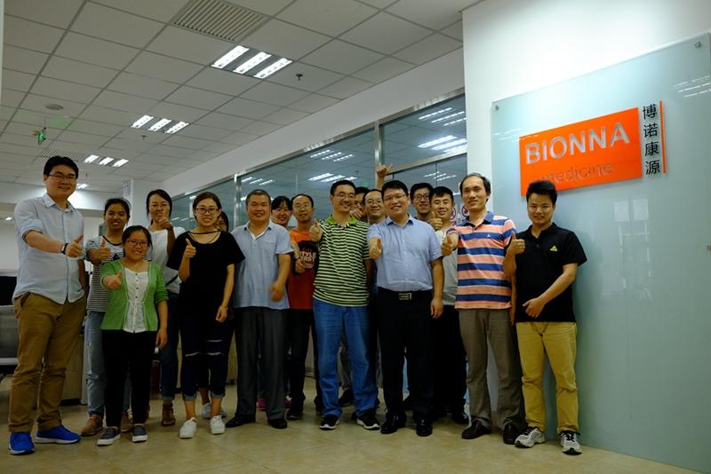 博诺康源药业第三期实验设计DOE培训第一阶段圆满结束