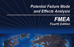 潜在失效模式与效应分析FMEA培训课程总表