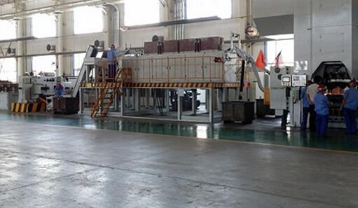 提高锻造公司2500T曲轴生产线设备利用率的案例